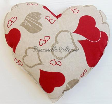SOLOCUORI Pillows Collection Heart Shaped