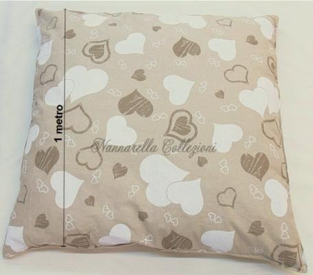 SOLOCUORI Pillows Collection MAXIsize Square Shaped