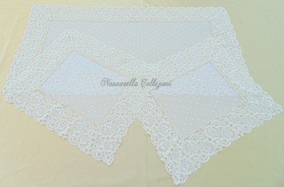 CANNELLA Set of Three Doilies