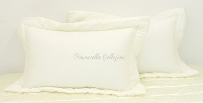 OLIVIA Couple Pillows for Headboard