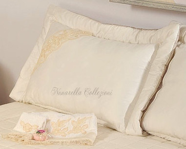 MARGIE Couple Pillowcases for Headboard