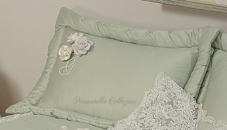 MALALA Couple Pillowcases for Headboard