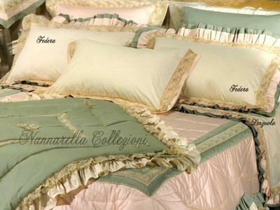RANIA Bed Sheets Set