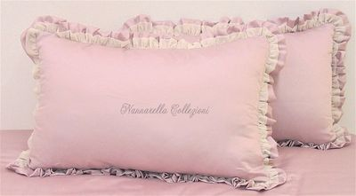 LIVIA Couple Pillows for Headboard